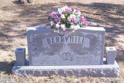 Thelma Ruth Berryhill