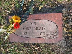 Aline Lovie <i>Potts</i> Qualls
