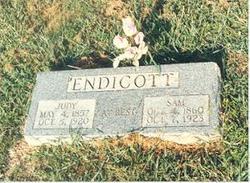 Judy M. <i>Roberson</i> Endicott