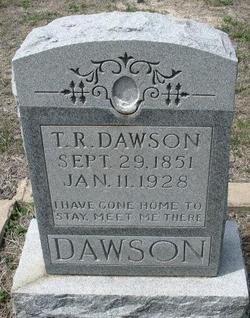T R Dawson