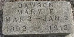 Mary E Dawson