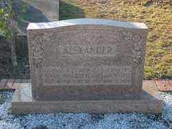 Sarah Frances Fannie <i>Austin</i> Alexander