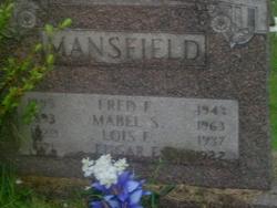 Frederick Finley Mansfield