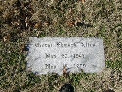 George Edward Eddie Allen