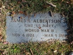 James Leslie Albertson, Sr