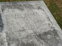 Adele <i>Peters</i> Beheler