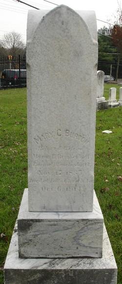 Mary Curtis <i>Burton</i> Brinkerhoff
