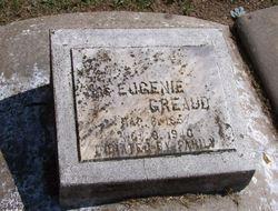 Eugenie Cora <i>LeBlanc</i> Greaud
