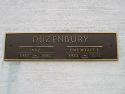 Inez Duzenbury