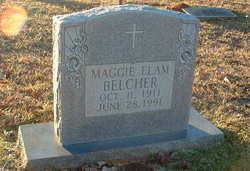 Maggie Lou <i>Elam</i> Belcher