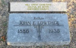 John Franklin Lowther