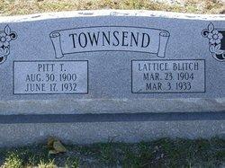 Lattice E. <i>Blitch</i> Townsend