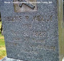 Dennis P Kelly