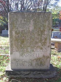 Willis Jordan Harrell