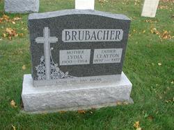 Lydia <i>Kilmer</i> Brubacher