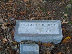 Quitman B. Ingram