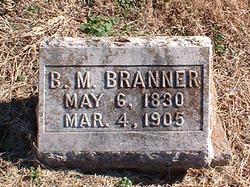 Benjamin Manasseh Branner