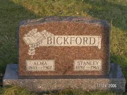 Alma Ellen <i>Reuter</i> Bickford