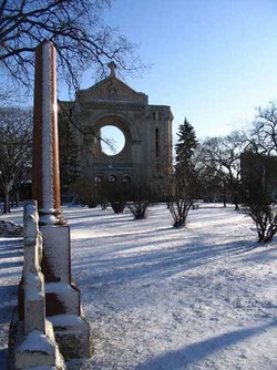Saint Boniface Cathedral Cemetery