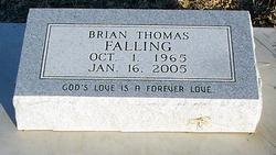 Brian Thomas Falling