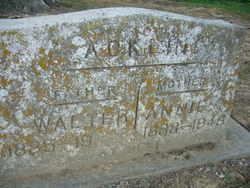 Martha Ann <i>Gilliland</i> Acklin