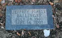 Jeffrey Forest Ballinger