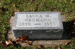 Laura Magdeline <i>Schaefer</i> Grumann