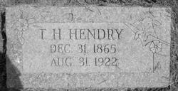 Thornton Harry Hendry