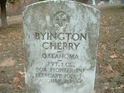 Byington Cherry