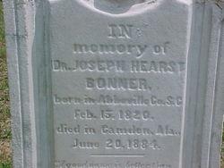 Joseph Hearst Bonner