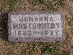 Johanna <i>Bartz</i> Montgomery