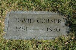 David Corser