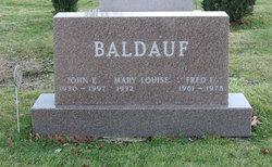 John E. Baldauf