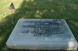 Mary A. <i>Roycraft</i> Corser