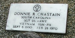 Donnie Ray Chastain
