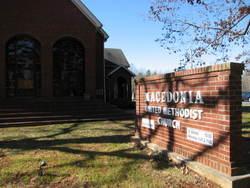 Macedonia United Methodist Church Cemetery