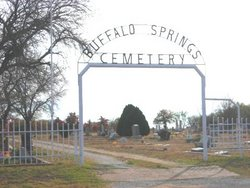 Buffalo Springs Cemetery