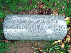 Virgil Walter Earp