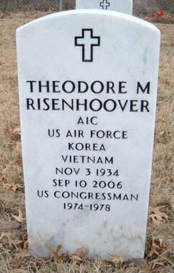 Theodore Marshall Ted Risenhoover