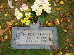 Bruce Gordon Stayton