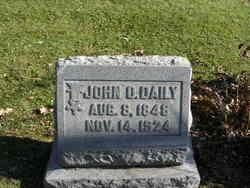 John Orson Daily