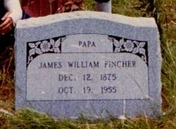 James W Fincher