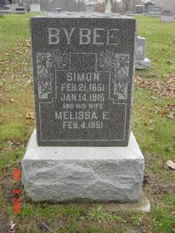 Melissa E <i>Bryant</i> Bybee