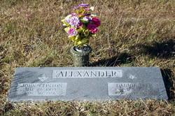 John Clinton Alexander