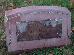 Alonzo S Bennett
