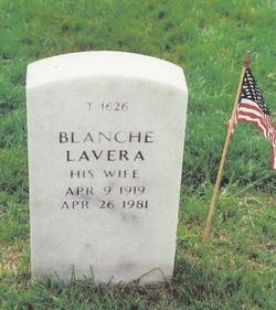 Blanche Lavera <i>Sauer</i> Bradfield