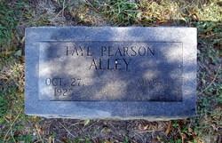 Faye <i>Pearson</i> Alley