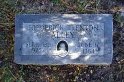 Frederick Trenton Trent Alley