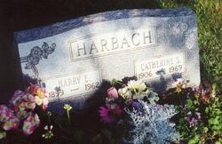 Harry Edward Harbach