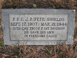 PFC Joseph Peter Pete Shields